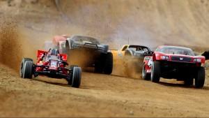 rc cars race