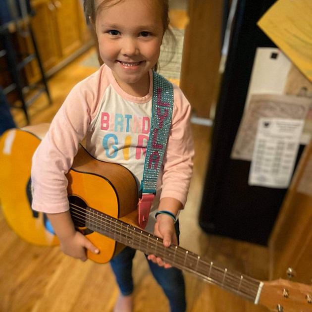 kids acoustic guitar strap